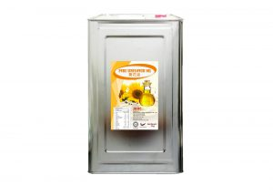 Pure SunFlower Oil 17kg