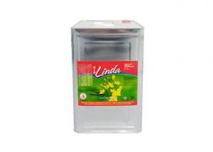 Linda Brand 100% Pure Canola Oil 17kg