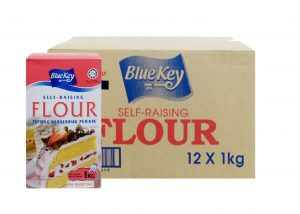 Blue Key Self Rasing Flour 12 x 1kg