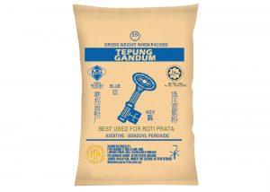 Blue Key Roti Prata Flour 25kg