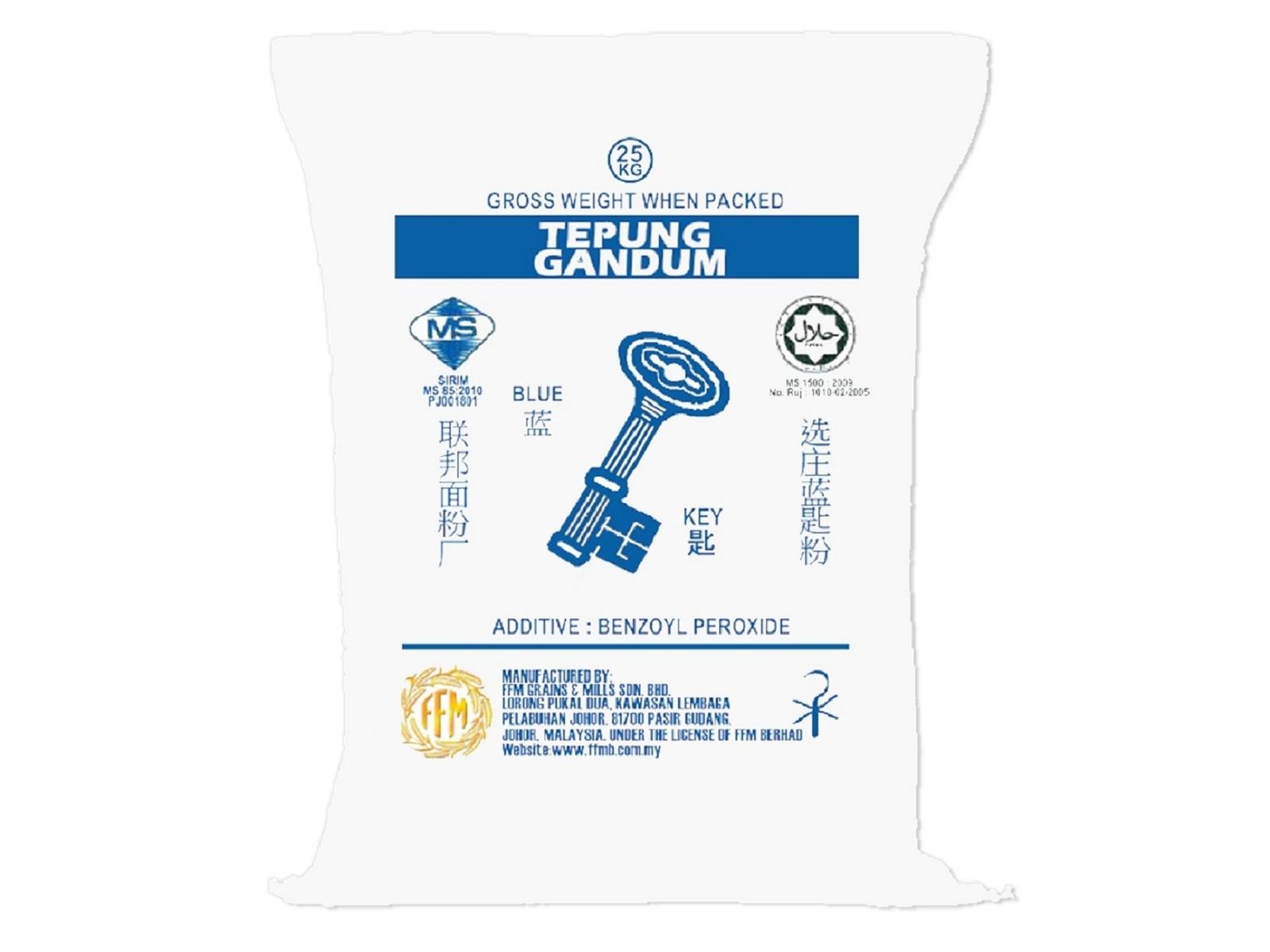 Blue Key Flour 25kg