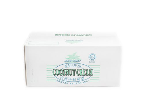 Coconut Cream 12 x 1L