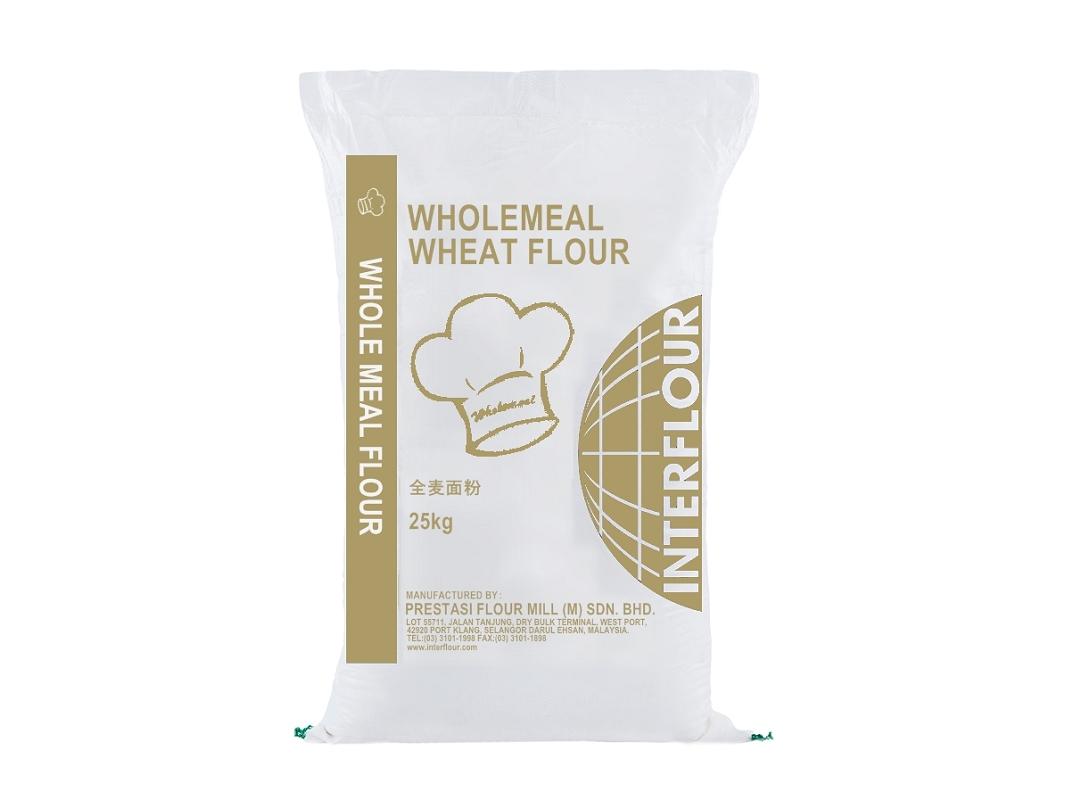 PFM Wholemeal Wheat Flour 25kg