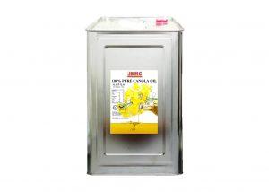 Pure Canola Oil 17kg