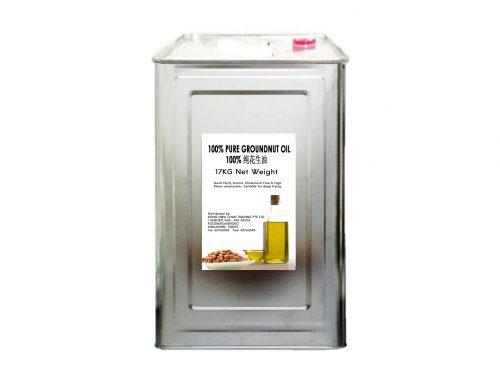 (KHC) 100% Pure Peanut Oil 17kg