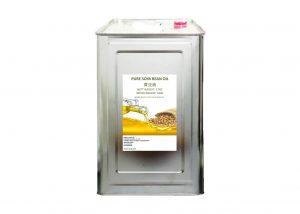 Pure Soya Bean Oil (Plain TIn) 17kg