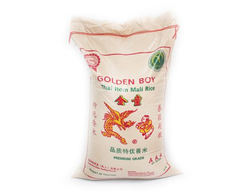 Golden Boy Fragrant Rice 25kg
