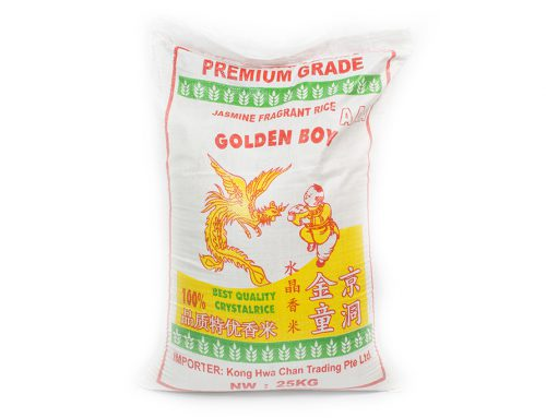 Golden Boy Jasmine Fr. Rice (HuongLai ST20) 25kg