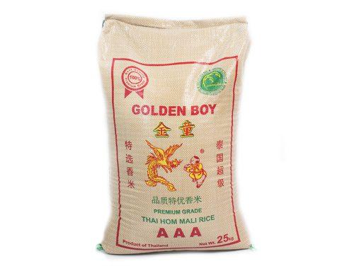 Golden BoyThai Hom Mali Rice 25kg