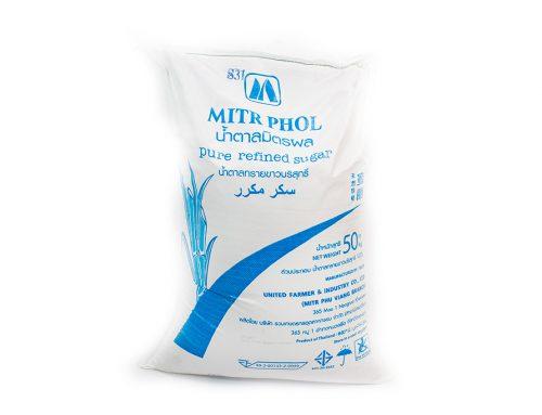 Mitrphol Brand Thai Fine Sugar 50kg