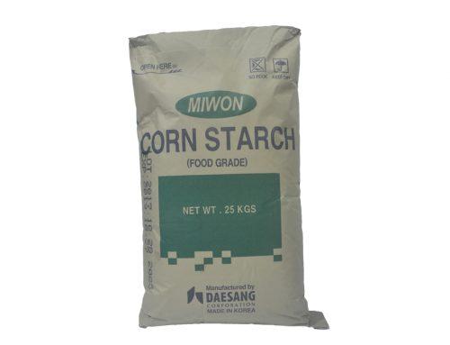 Miwon Corn Starch 25kg