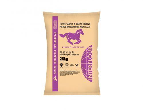 Purple Horse SSS Flour 25kg