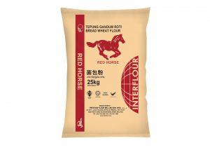 Red Horse High-Protein Bread Wheat Flour 25kg