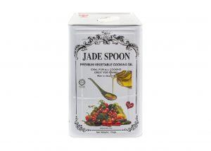 Jade Spoon Premium Cooking Oil 17kg