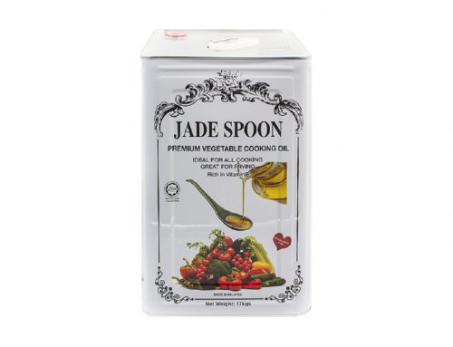 (KHC) Jade Spoon Premium Vegetable Cooking Oil 17kg