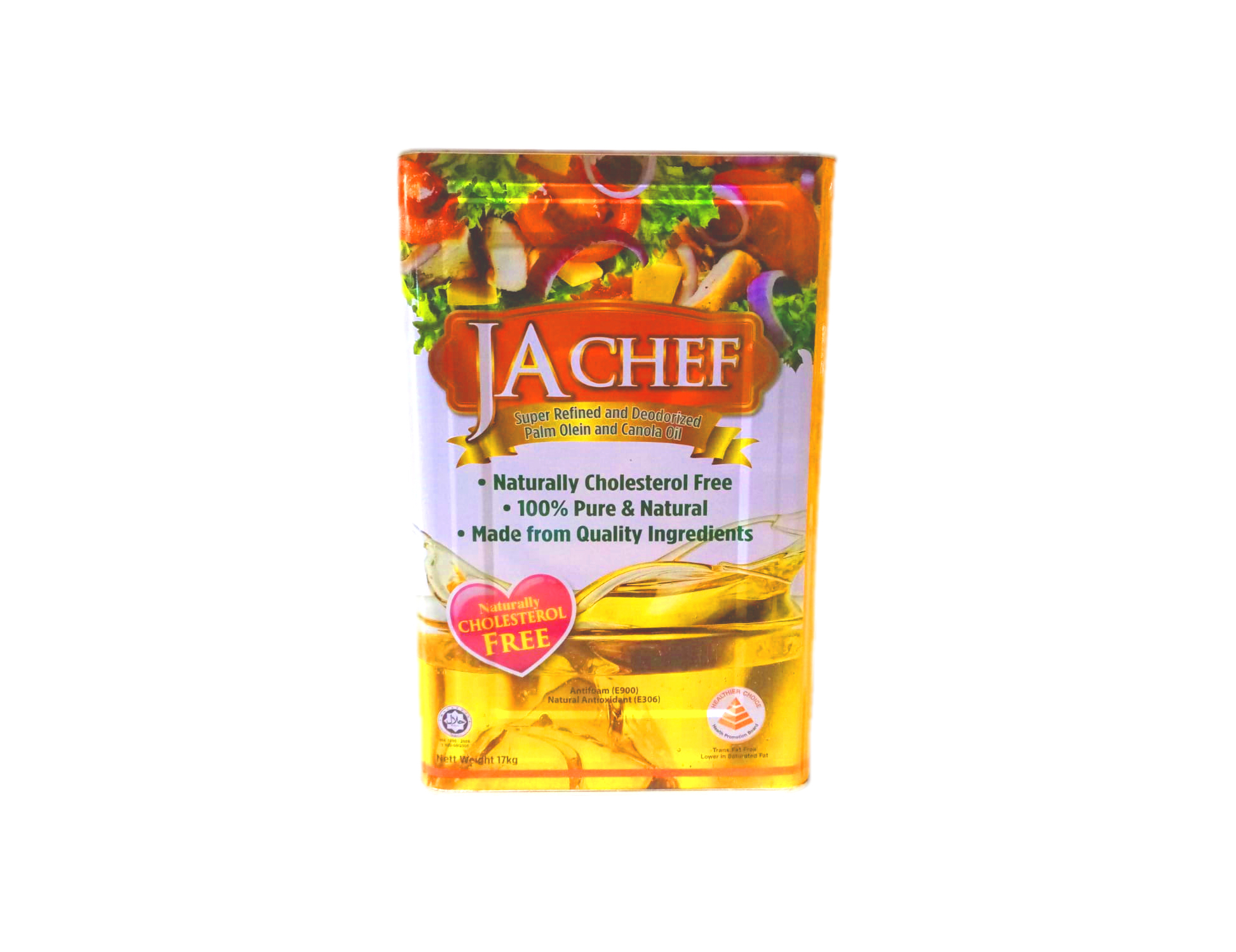 Ja Chef Blended Oil - 17kg