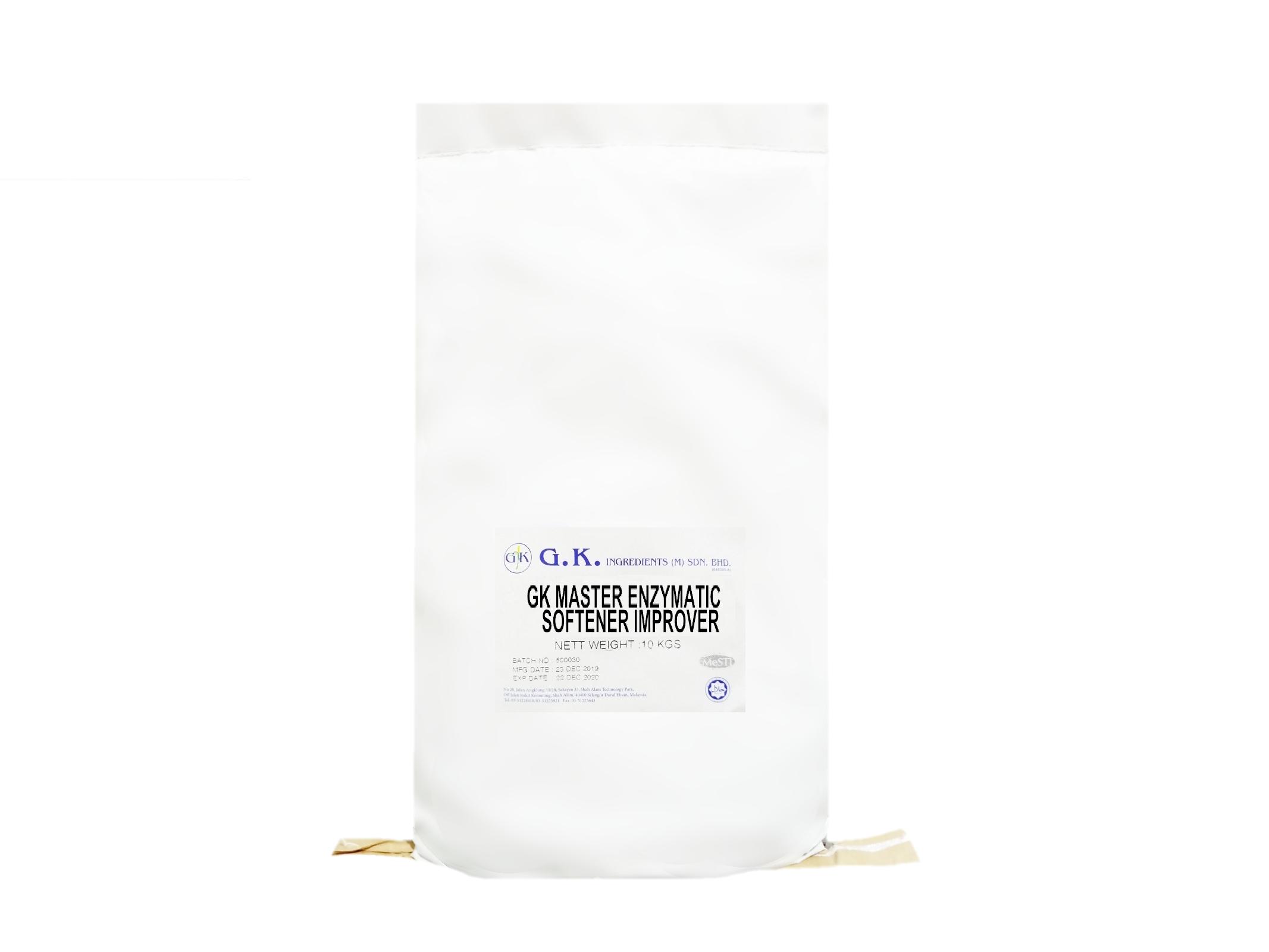GK Master Enzymatic Softener Improver 10kg
