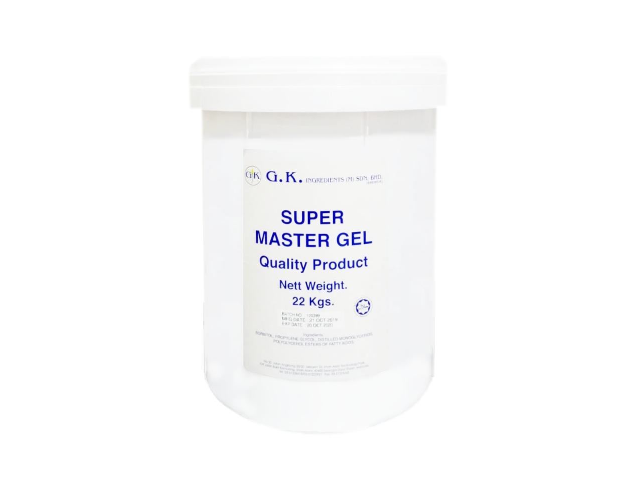 GK Super Master Gel 22kg