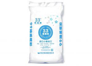 33 brand strong gluten flour 125kg