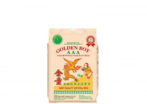 Golden Boy Thai Hom Mali Rice 5kg